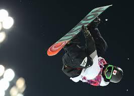 平野歩夢 ソチオリンピック ハーフパイプ 銀メダル