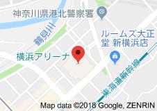 横浜アリーナ地図