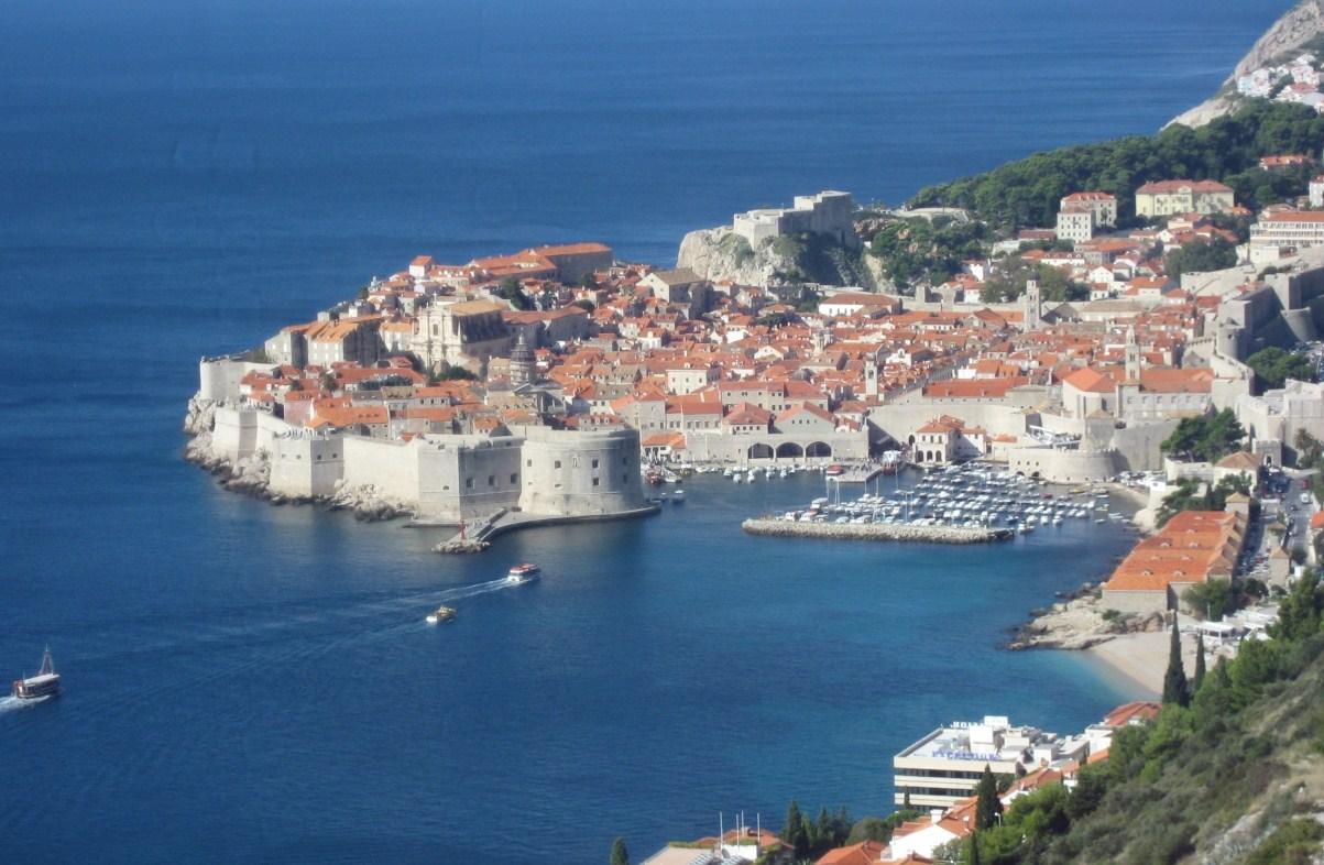 クロアチア風景
