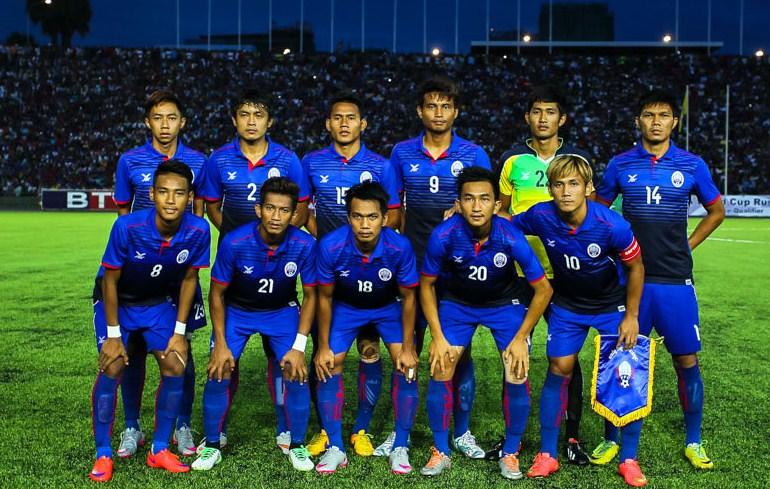カンボジア代表