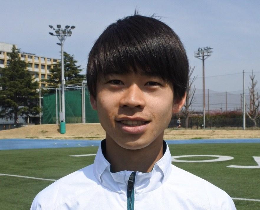 竹石尚人選手