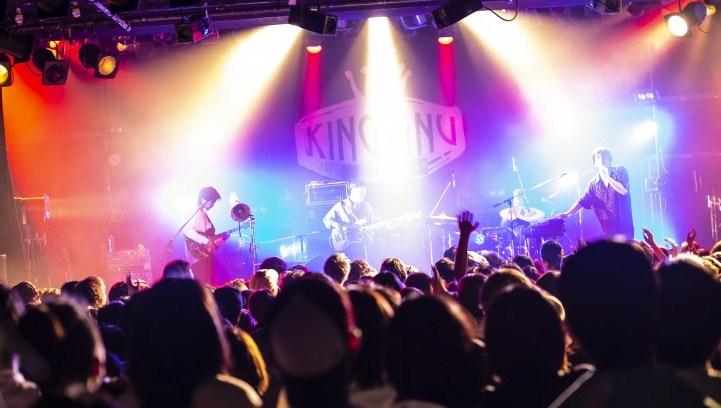 King Gnu 紅白