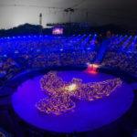 平昌 オリンピック 開会式 鳩